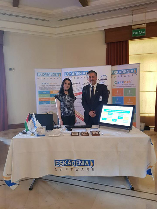 ESKADENIA Software joins the Health Conference 2018