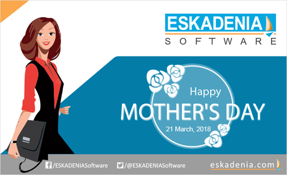 ESKA Ladies Celebrates Mother`s Day & Women`s Day 2018