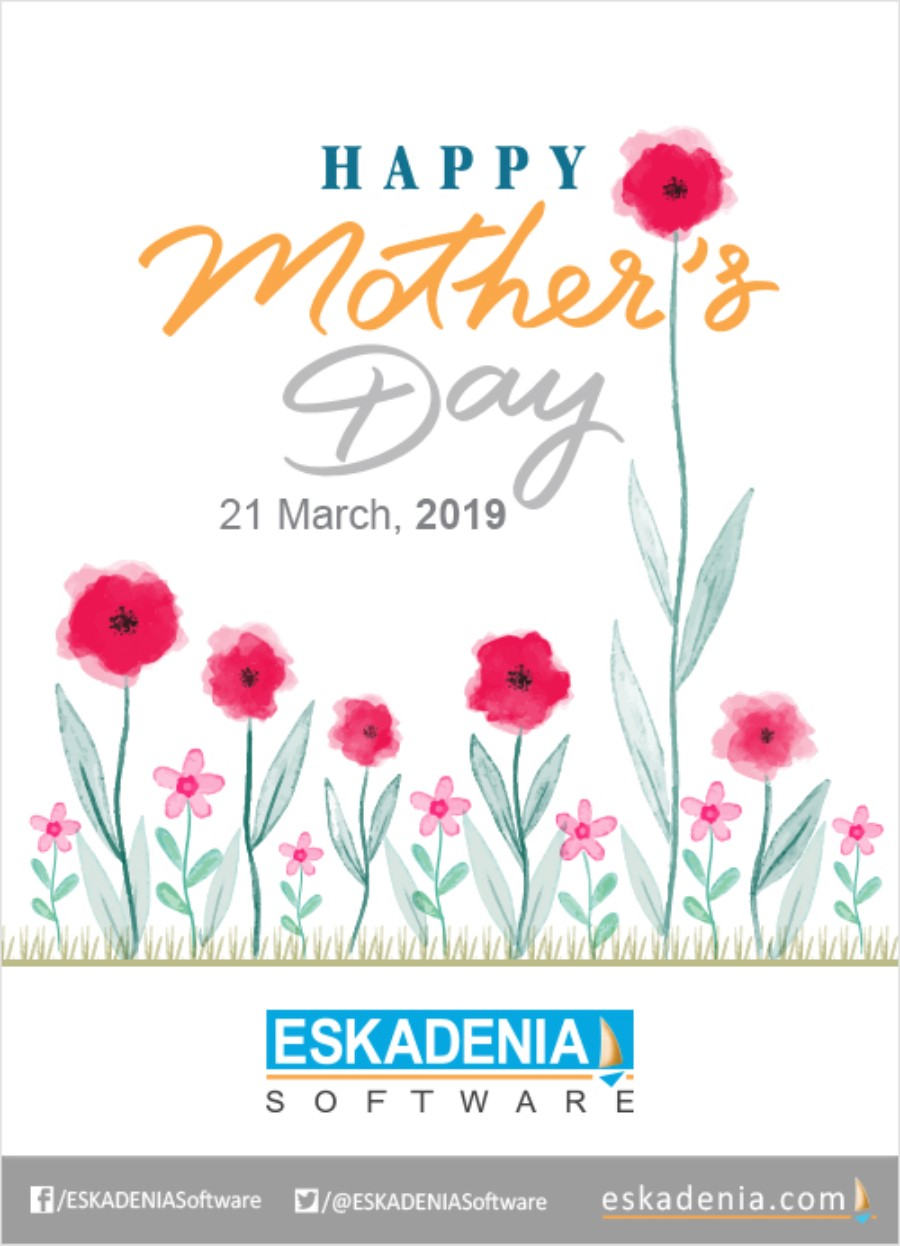 Mother`s Day at ESKADENIA Software