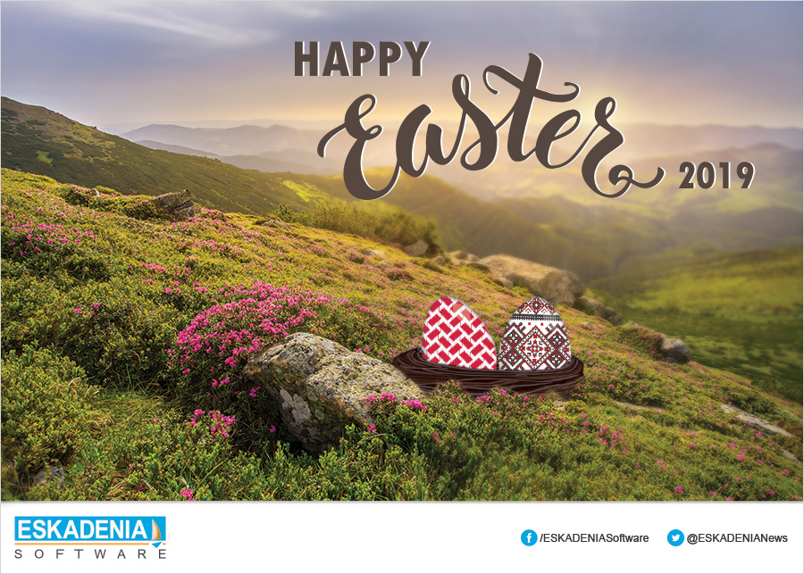 Happy Easter from ESKADENIA Software