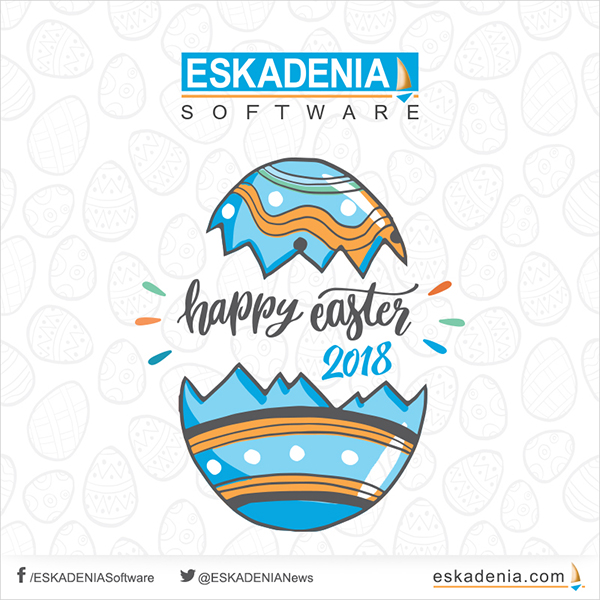 Easter at ESKADENIA Software 2018