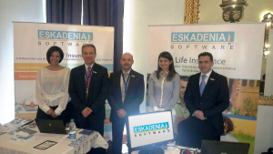 ESKADENIA Software successfully participated at the AIO2013, Cairo