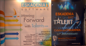 ESKADENIA Software celebrates its 12th Annual conference with its employees